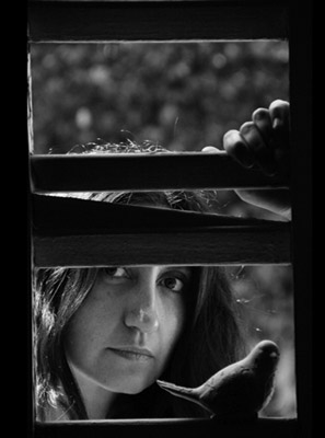 Portrait de Alejandra Acosta.Photographie © Juan-Francisco-Lizama.