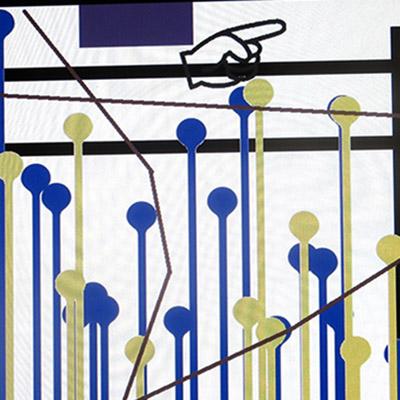 """🔊 """"Un enfant de 5 ans en ferait autant !"""" Une exposition-atelier conçue par Claude Closky à la galerie des enfants du Centre Pompidou, Paris"""