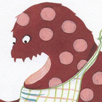 """Ils arrivent !"" texte de Sylvie Neeman, illustration d'Albertine"