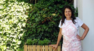 PODCAST - Interview de Nathalie Seroux, par Anne-Frédérique Fer, à Colombes – dans le jardin de l'auteure, le 26 mai 2020, durée 18'37. © FranceFineArt.