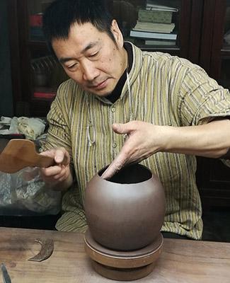 """Gao Zhenyu"" artiste plasticien"