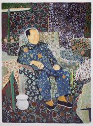 Yu Youhan 余友涵, Mao's birthday 毛主席过生日, 2011. 122x80cm, image 94x69.5cm, Edition of 80. © Yu Youhan, Courtesy galerie Shanghart.