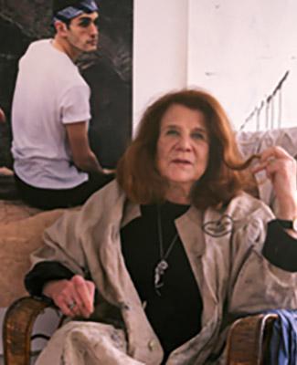 """🔊""""Jacqueline de Jong"""" Prix d'honneur AWARE pour les artistes femmes 2019"""