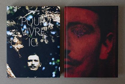 Sophie Zénon, POUR VIVRE ICI, 2019. Livre d'artiste. Editions LOCO. Format 17 x 22,5 cm. 112 pages. © Sophie Zénon.