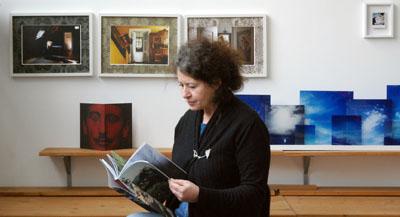 Interview de Sophie Zénon, par Anne-Frédérique Fer, à Paris, le 17 avril 2019, durée 29'26. © FranceFineArt.