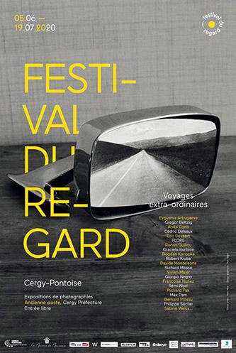 Affiche – 5e édition du Festival du Regard – 2020 - Voyages extra-ordinaires