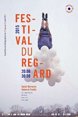 Affiche – 1ère édition du Festival du Regard – 2015