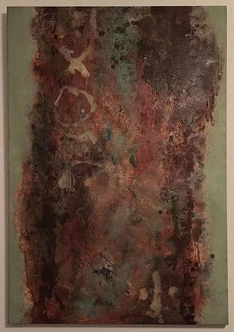 Chen Zhen, Qi Flottant, 1985. Collection Zhao Youhou.