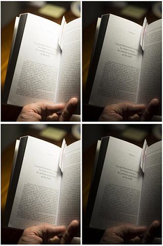 Rafael Serrano (Venezuela)- Reading Howie / Photographies numériques