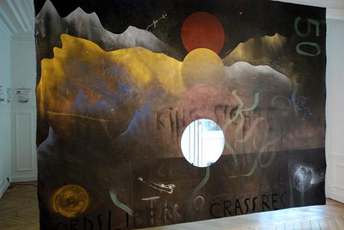 Vue de l'exposition de Paul Mignard, The Return, présentée à Fabre du 5 juin au 3 octobre 2020. Photo Anne-Frédérique Fer / FranceFineArt.