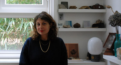 PODCAST - Interview de Ilanit Illouz, par Anne-Frédérique Fer, à Nogent-sur-Marne, le 4 août 2021, durée 34'06. © FranceFineArt.